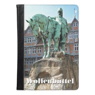 Wolfenbüttel, monumento del jinete