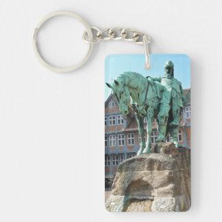Wolfenbüttel, rider monument (Wolfenbuettel) Keychain