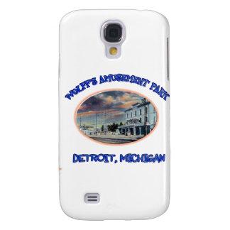 Wolff s Amusement Park Galaxy S4 Cover