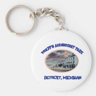 Wolff s Amusement Park Keychains