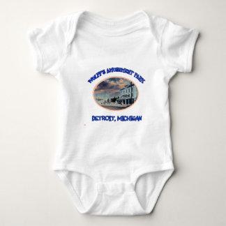 Wolff's Amusement Park Baby Bodysuit