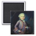 Wolfgang Amadeus Mozart, 1763 Imán Cuadrado