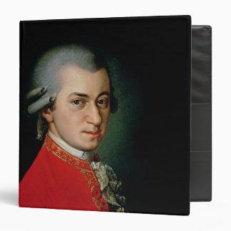 """Wolfgang Amadeus Mozart, 1818 Carpeta 1 1/2"""""""