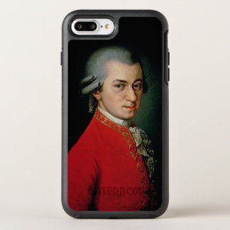 Wolfgang Amadeus Mozart, 1818 OtterBox Symmetry iPhone 8 Plus/7 Plus Case