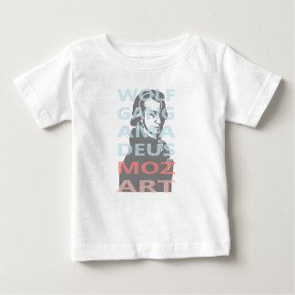 Wolfgang Amadeus Mozart Baby T-Shirt