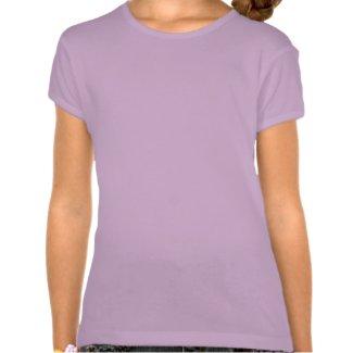 Wolfgang Amadeus Mozart Babydoll T-Shirt For Girls