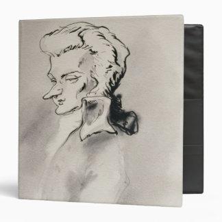 Wolfgang Amadeus Mozart Binder