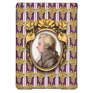 Wolfgang Amadeus Mozart Cover For iPad Air