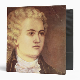 Wolfgang Amadeus Mozart  during his stay 3 Ring Binders