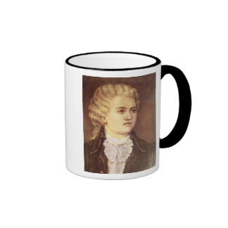 Wolfgang Amadeus Mozart  during his stay Coffee Mug
