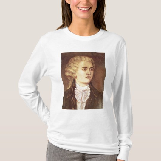 Wolfgang Amadeus Mozart  during his stay T-Shirt