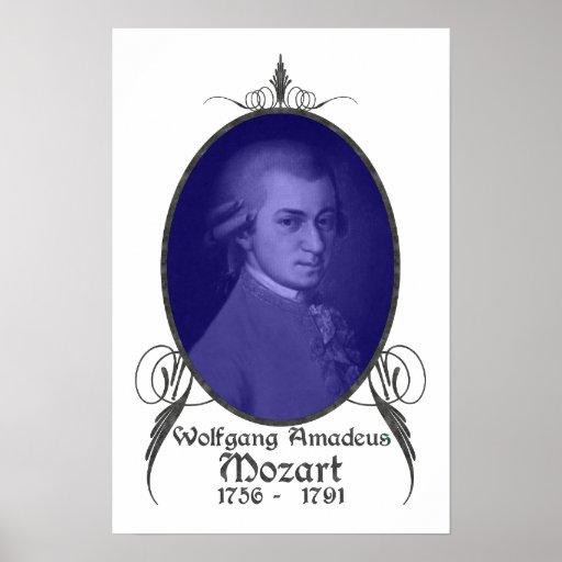 Wolfgang Amadeus Mozart Impresiones