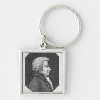 Wolfgang Amadeus Mozart Keychain