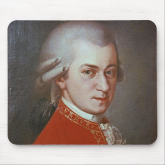 Wolfgang Amadeus Mozart Mousepad