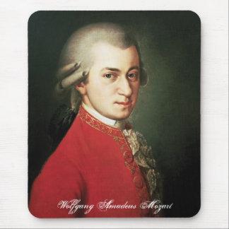Wolfgang Amadeus Mozart Mousepad Alfombrillas De Ratones
