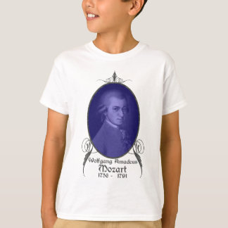 Wolfgang Amadeus Mozart Polera