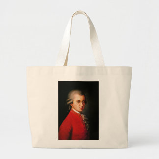 Wolfgang Amadeus Mozart portrait Bag
