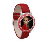 Wolfgang Amadeus Mozart portrait Watch