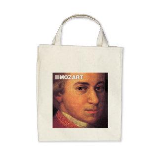 Wolfgang Amadeus Mozart Stuff Bag