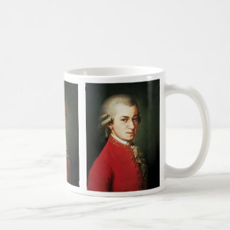 Wolfgang Amadeus Mozart Taza