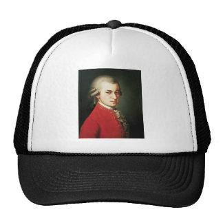 Wolfgang Amadeus Mozart Trucker Hat