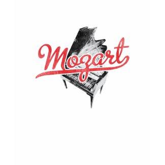 Wolfgang Amadeus Mozart shirt
