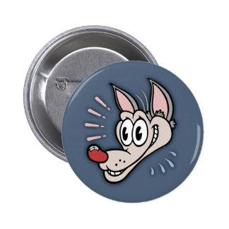 Wolfgang Blister Pinback Button
