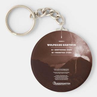 Wolfgang Gartner - Montezuma/Frenetica Llavero Redondo Tipo Pin