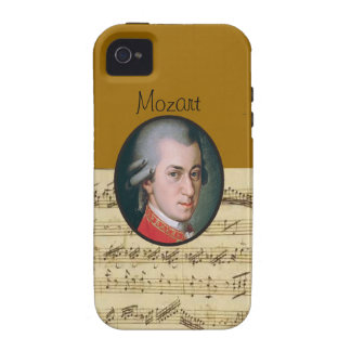 Wolfgang Mozart Electonics Cases and Skins iPhone 4/4S Cover