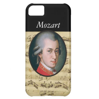 Wolfgang Mozart Electonics Cases and Skins Cover For iPhone 5C