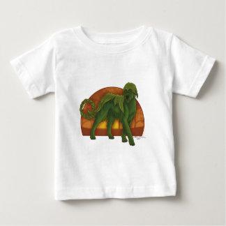 Wolfhound Cù Sìth Baby T-Shirt