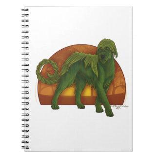 Wolfhound Cù Sìth Note Book