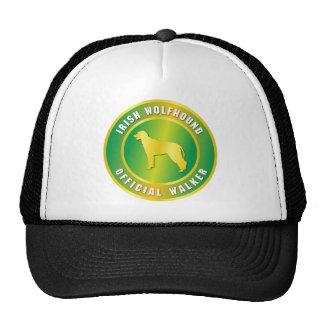 Wolfhound irlandés gorra