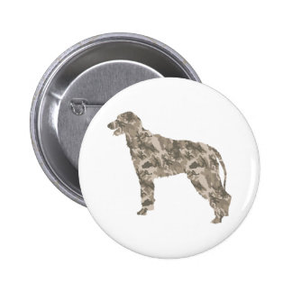 Wolfhound irlandés pin