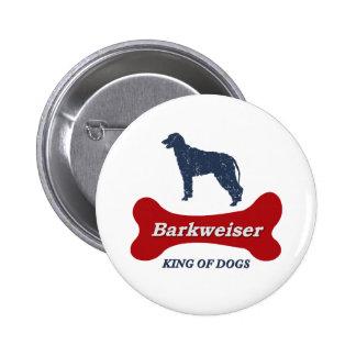 Wolfhound irlandés pins
