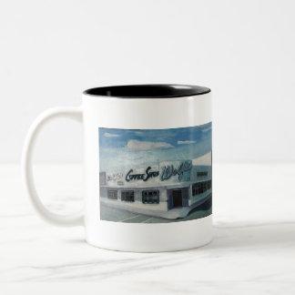 Wolfies Two-Tone Coffee Mug