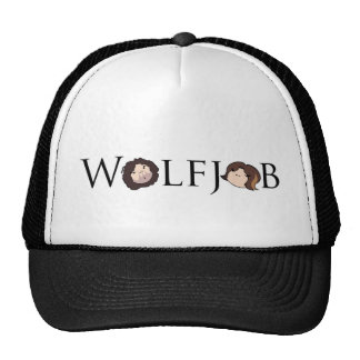 Wolfjob Gorra