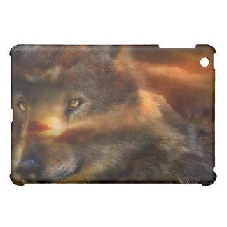 WolfLand Art Case for iPad iPad Mini Covers