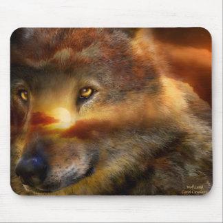 WolfLand Alfombrilla De Raton