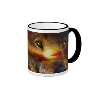 WolfLand Taza De Café