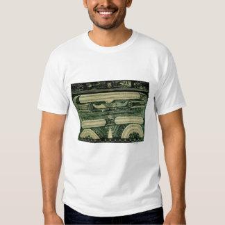 Wölfli 'Petrol' Fine Art Tee Shirt