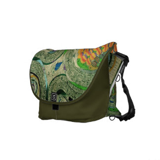 "Wölfli ""Saint Mary Castle"" Fine Art Courier Bag"