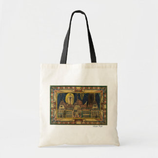 "Wölfli ""Waldau"" Fine Art Budget Tote Bag"