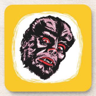 Wolfman - Classic Universal Drink Coaster