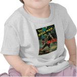 WOLFMAN CONTRA DRÁCULA de Philip J. Riley Camiseta