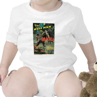 WOLFMAN CONTRA DRÁCULA de Philip J. Riley Trajes De Bebé