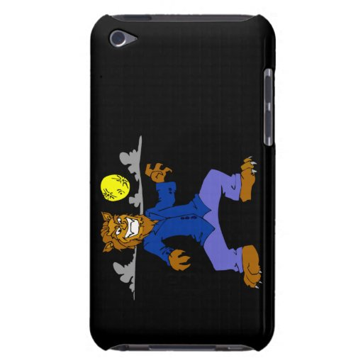 Wolfman iPod Touch Cases