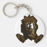 Wolfman Key Chains