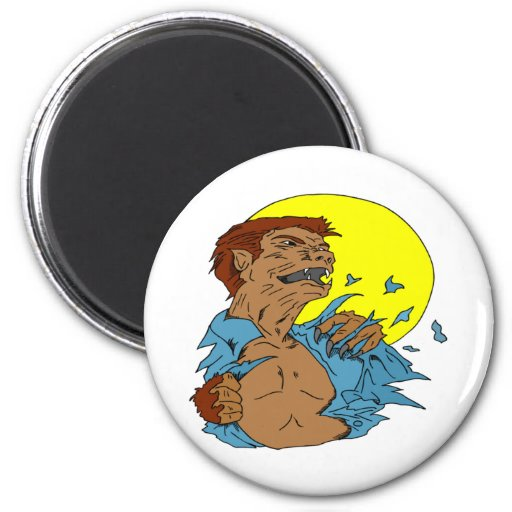 Wolfman Magnets