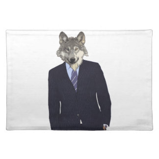 Wolfman Placemats